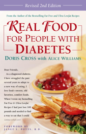 Real Food for People with Diabetes, Revised 2nd Edition