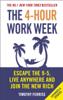 Timothy Ferriss - The 4-Hour Work Week artwork