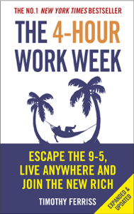 The 4-Hour Work Week Buch-Cover