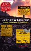 Waterfalls & Lava Floes