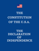 Тhe Constitution of the USA + The Declaration of Independence - -