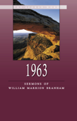 Sermons of William Marrion Branham - 1963