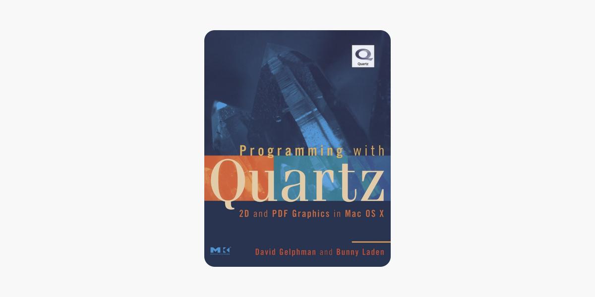 Programming With Quartz