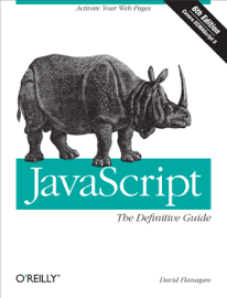 JavaScript: The Definitive Guide book