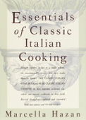 Essentials of Classic Italian Cooking Book Cover