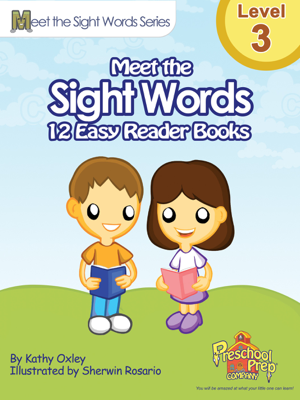 Meet the Sight Words Level 3 Easy Reader ... - Kathy Oxley book