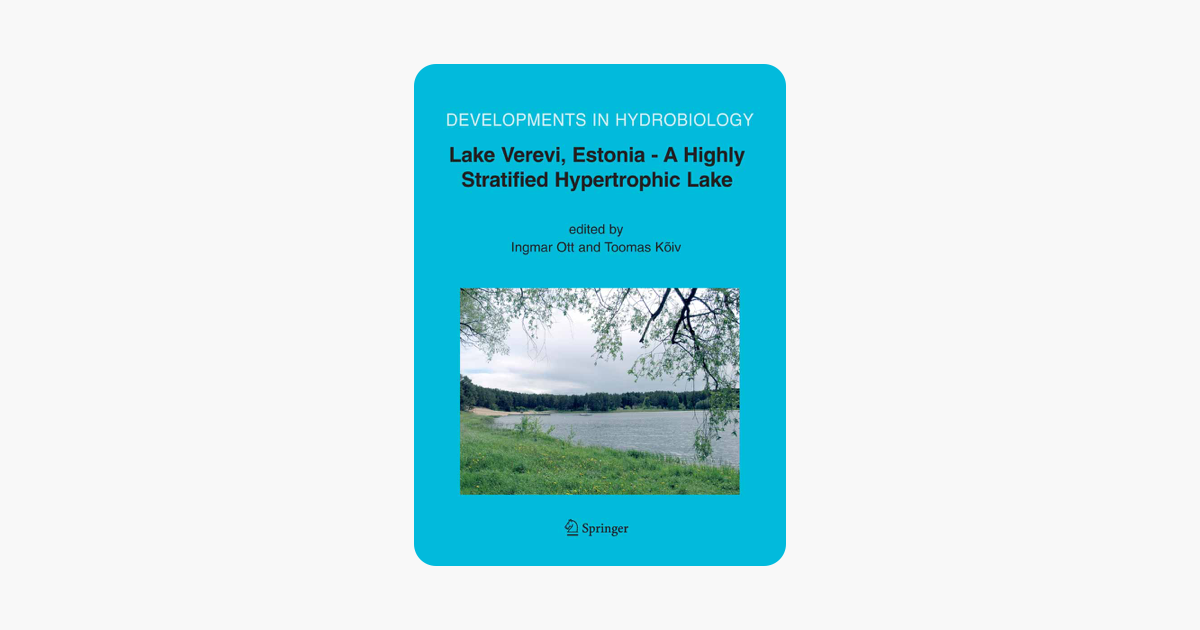 Lake Verevi, Estonia — A Highly Stratified Hypertrophic Lake