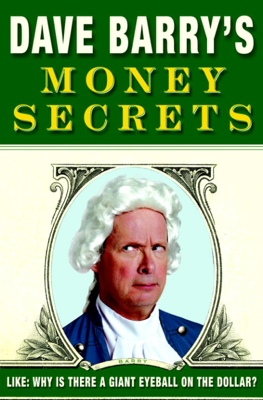 Dave Barry's Money Secrets - Dave Barry book