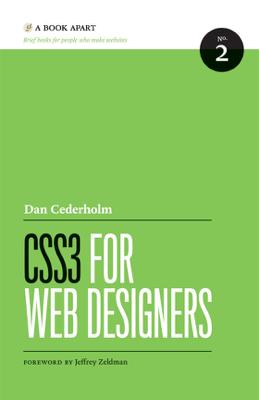 CSS3 for Web Designers - Dan Cederholm book