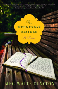 The Wednesday Sisters Book Cover