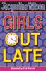 Jacqueline Wilson - Girls Out Late kunstwerk