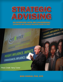Strategic Advising book
