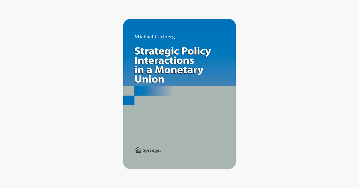 Strategic Policy Interactions in a Monetary Union