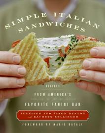 Simple Italian Sandwiches book