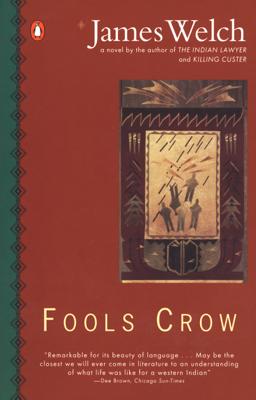 Fools Crow - James Welch book