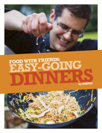 Easy-Going Dinners book