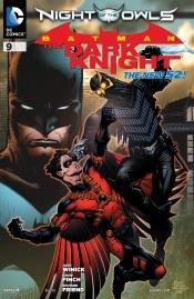 Download and Read Online Batman: The Dark Knight (2011-2014) #9
