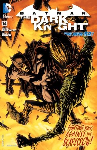 Gregg Hurwitz & David Finch - Batman: The Dark Knight (2011- ) #14