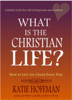 Katie Hoffman - What is the Christian Life artwork