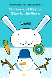 Bookee and Keeboo Play in the Snow PDF Download