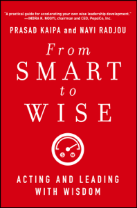 From Smart to Wise Libro Cover