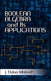 Boolean Algebra and Its Applications book