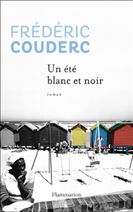 Un été blanc et noir La couverture du livre martien