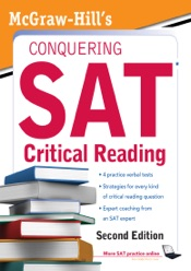 Download and Read Online McGraw-Hill's Conquering SAT Critical Reading