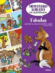 Monteiro Lobato em Quadrinhos - Fábulas Book Cover