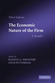 THE ECONOMIC NATURE OF THE FIRM: THIRD EDITION