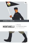 L'Italia in camicia nera - 1919-3 settembre 1925 Book Cover