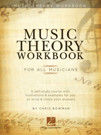 Music Theory Workbook for All Musicians book