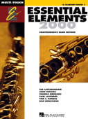 Essential Elements 2000 - Book 1 for B-flat Clarinet (Textbook)