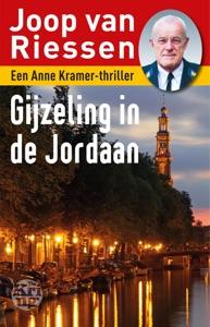 Gijzeling in de Jordaan Door Joop van Riessen Boekomslag
