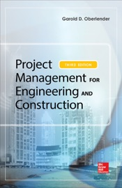 Project Management For Engineering And Construction Third Edition