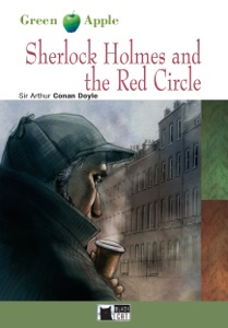 Sherlock Holmes and the Red Circle Book Cover