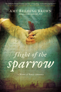 Flight of the Sparrow Book Cover