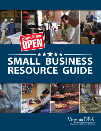 Small Business Resource Guide image