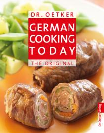 German Cooking Today - The Original book