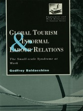 Global Tourism And Informal Labour Relations