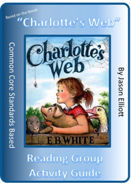 Charlotte's Web Reading Group Activity Guide book