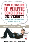 What To Consider If Youre Considering University  Knowing Your Options