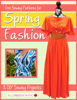 Prime Publishing - Free Sewing Patterns for Spring Fashion: 8 DIY Sewing Projects grafismos