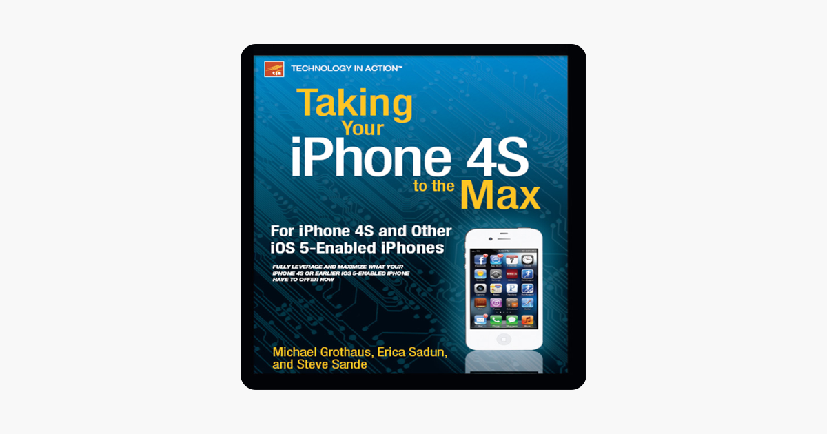 iPhone 4S Made Simple: For iPhone 4S and Other iOS 5-Enabled iPhones (Made Simple Apress)