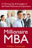 Millionaire MBA - 37 Winning Tips & Strategies of Self-Made Millionaire Entrepreneurs ilustraciГіn