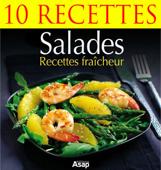 Salades recettes fraîcheur - 10 recettes