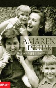 Amaren eskuak Book Cover