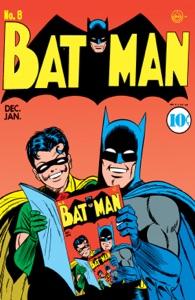 Batman (1940-) #8 Book Cover