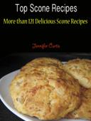 Top Scone Recipes Book Cover