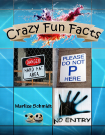 Crazy Fun Facts book